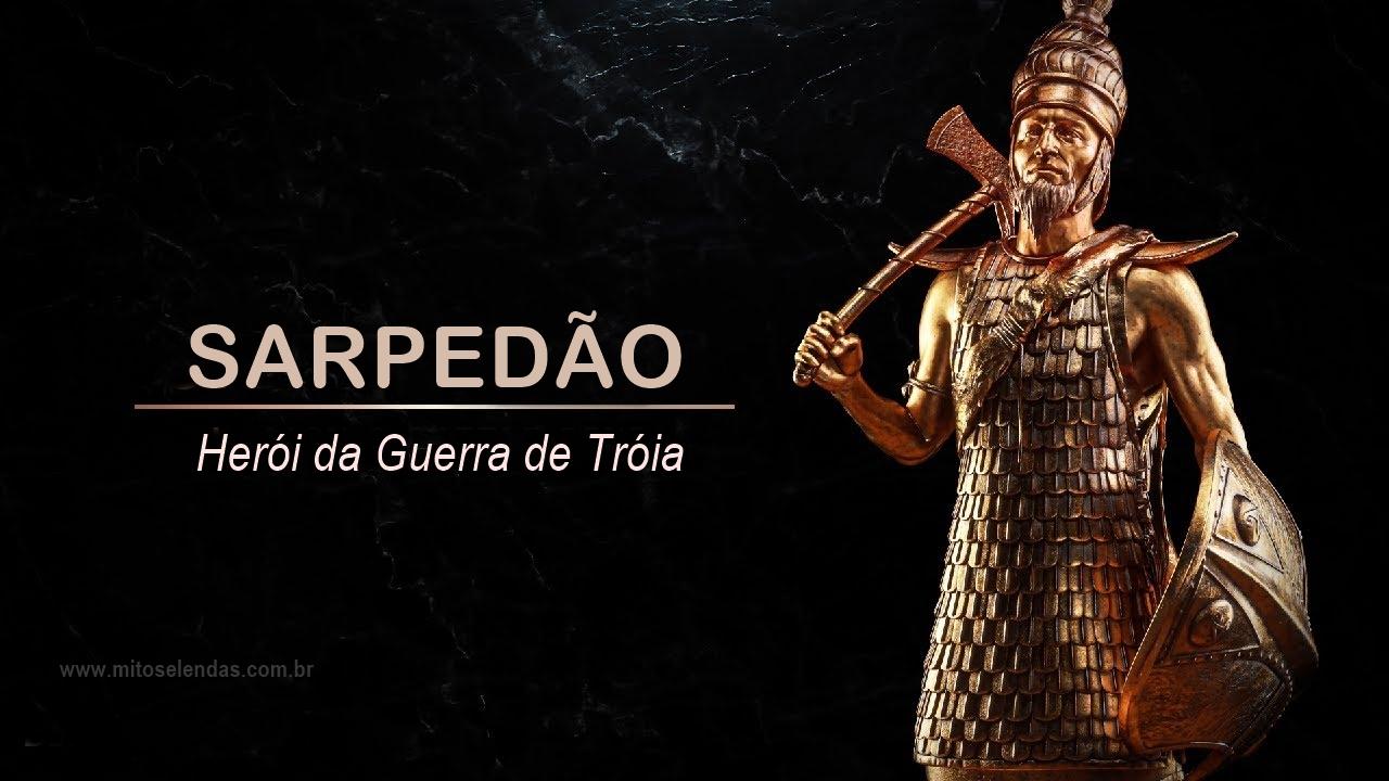 Sarpedão - Herói da Guerra de Tróia