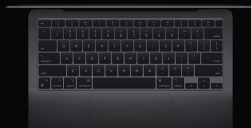 Apple is changing some functions of the new MacBook Air's keys