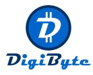 Ilustrasi Gambar DigiByte (DGB) Token
