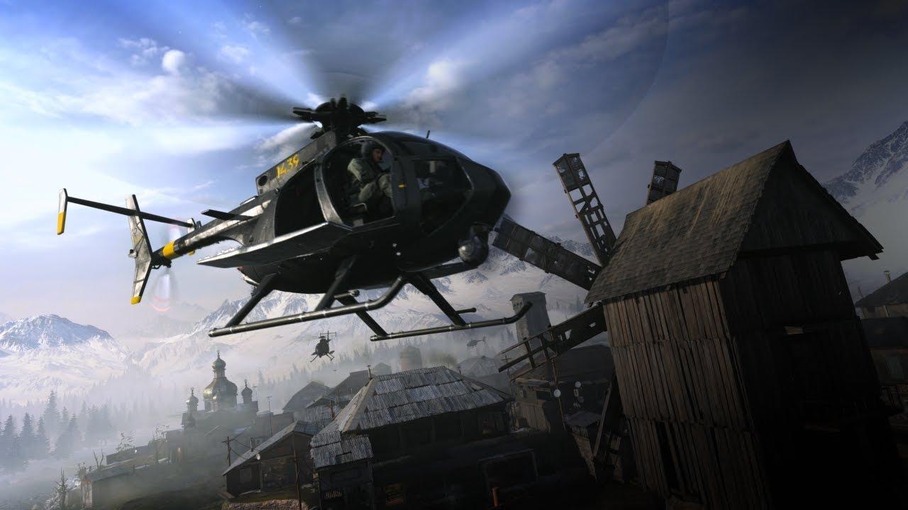لعبة Call of Duty تحصل على عرض جديد بوضوح 5K لنسخة PC..
