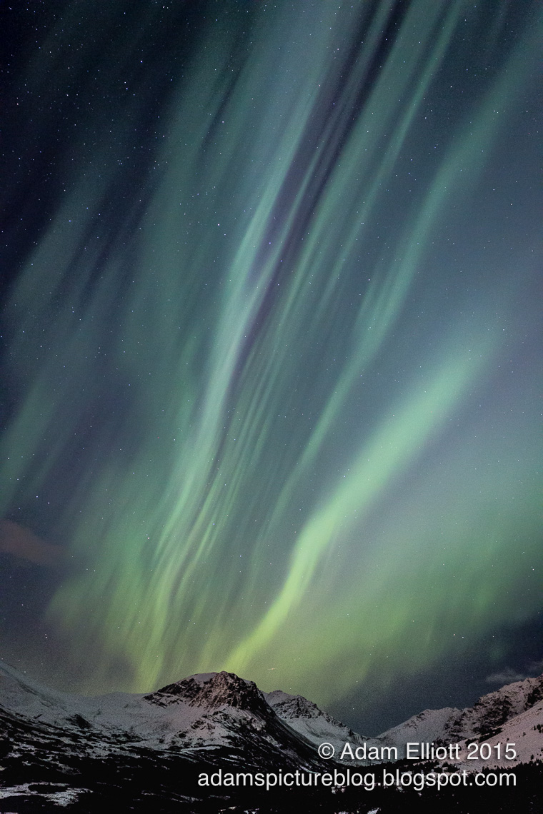 The Great Northern Lights | Atom's Picture Blog