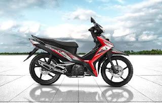 Motor Supra X