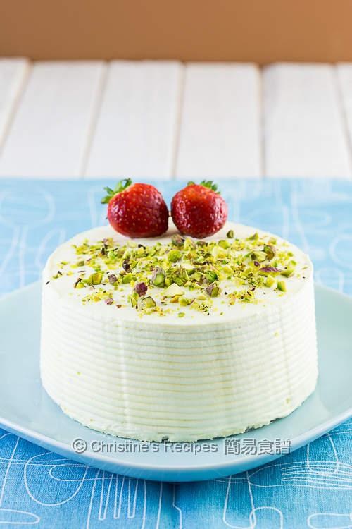 士多啤梨鮮忌廉蛋糕 Strawberry Cream Cake01