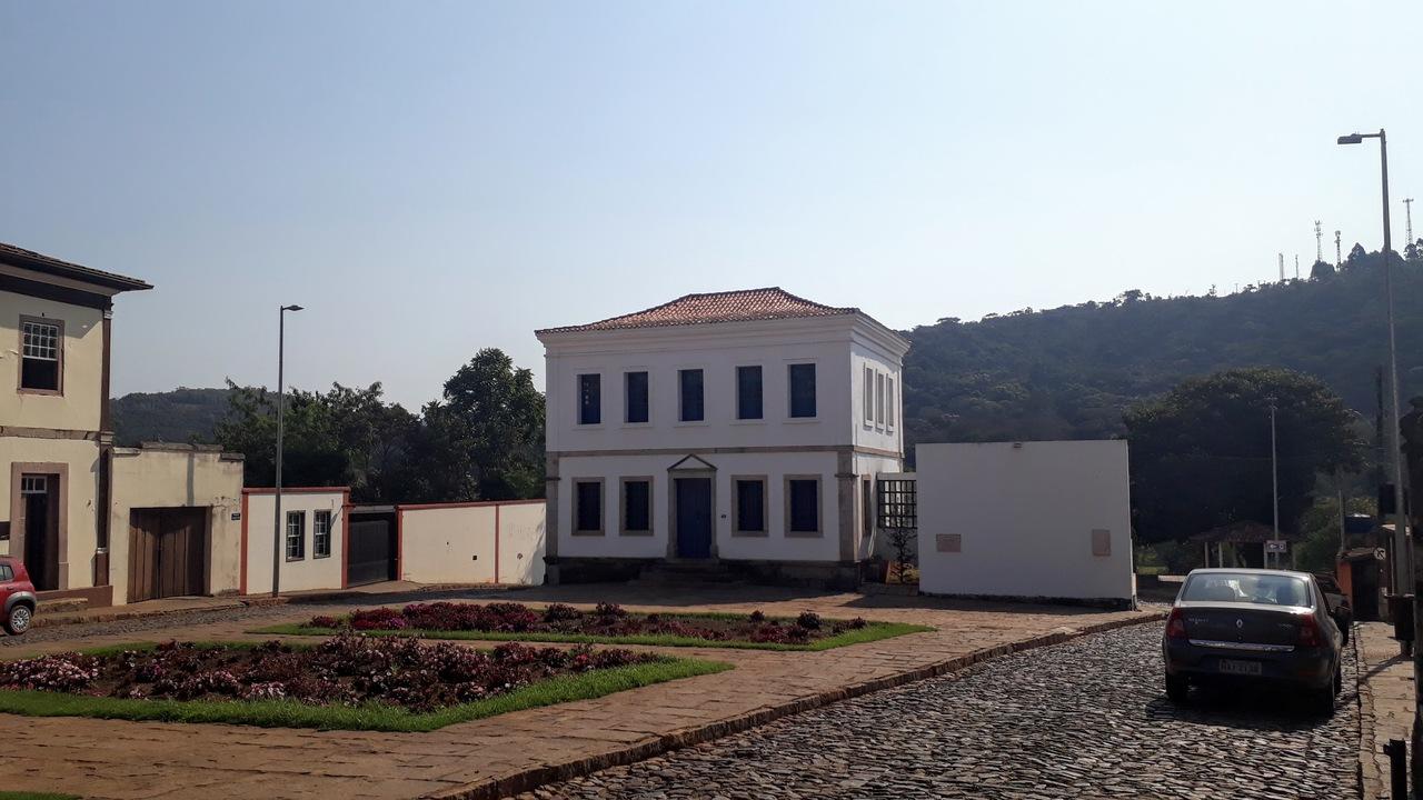 Estrada Real - Museus e Acervos Museais