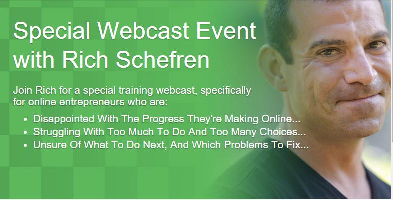 Business growth system review rich schefren aurorasa coaching free webcast with rich schefren malvernweather Images