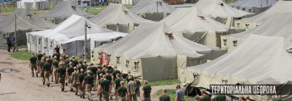 На Херсонщині готуються до навчальних зборів 124-ї бригади територіальної оборони