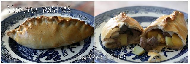 Delicious Pasties Recipe 1