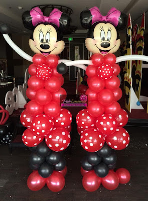 Minnie Mouse Balloon