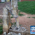 Vila Badá Coelho, fica sem energia após caminhão caçamba quebrar poste