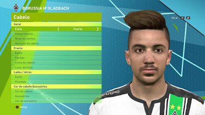 PES 2016 Mini Facepack by Lucas Facemaker