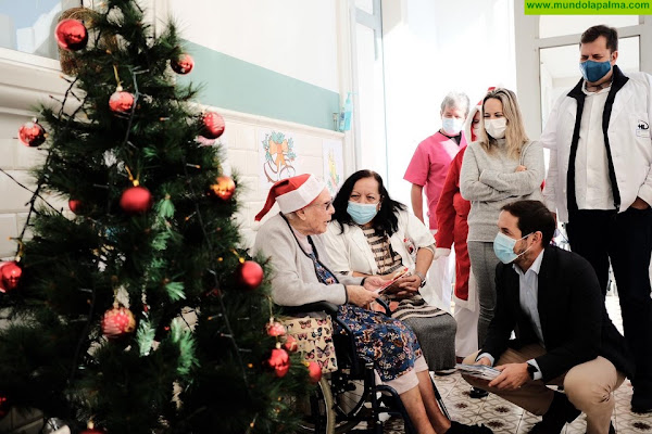 Mariano H. Zapata y Susana Machín inauguran el nacimiento del Hospital de Dolores