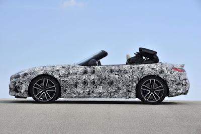 Η νέα BMW Z4