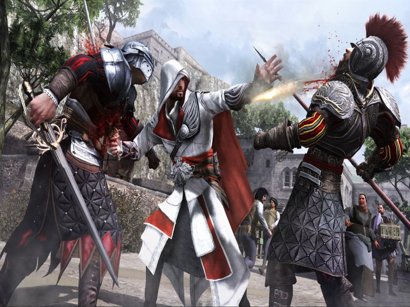 Download Assassin's Creed Brotherhood Free Full Game For PC
