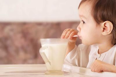 susu yang bagus untuk anak