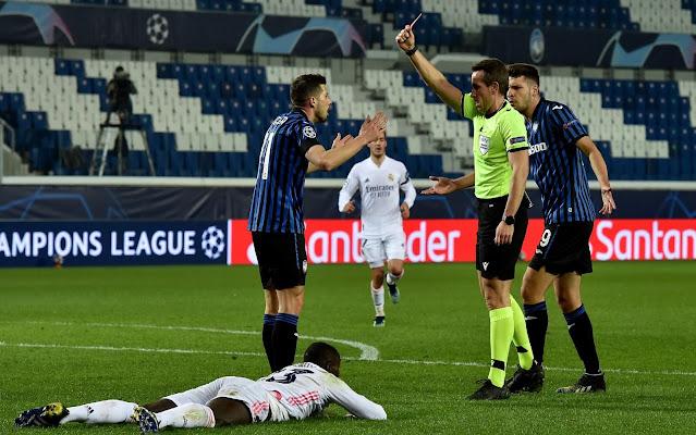 """This is football suicide""- Atalanta coach Gasperini blast match officials"