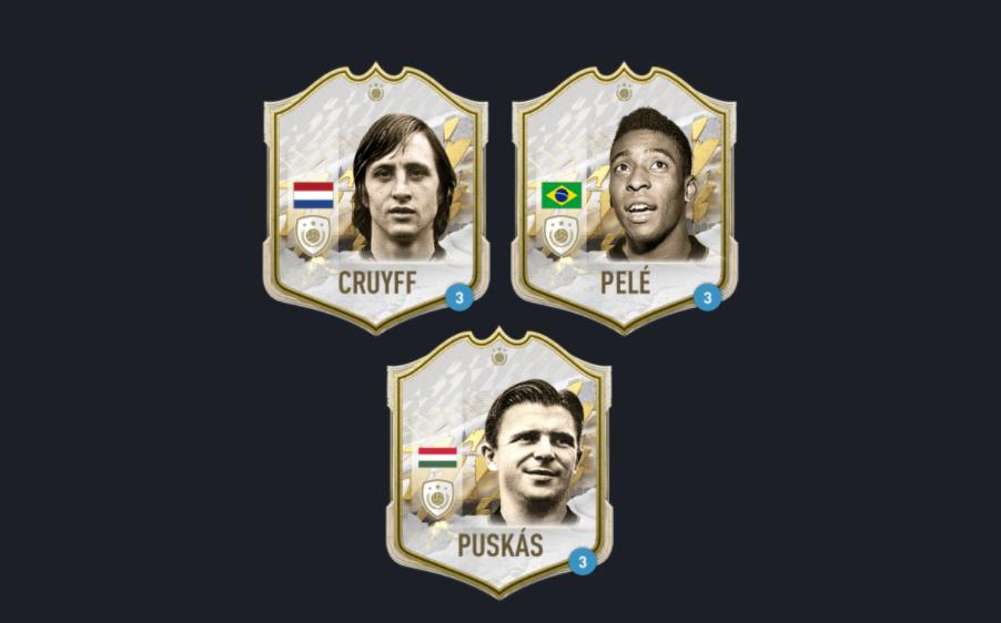 Darmowe ikony FIFA 22