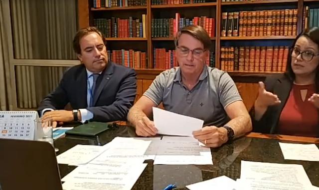 Novo Auxílio Emergencial começa a ser pago em março, diz presidente