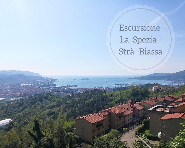 Escursione sulle colline liguri: La Spezia - Biassa