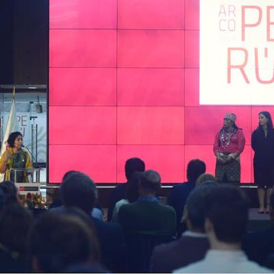 Peru en ARCOmadrid, Peru invitado de honor ARCO