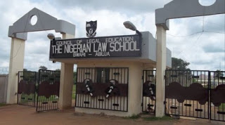 Nigertia law school bar