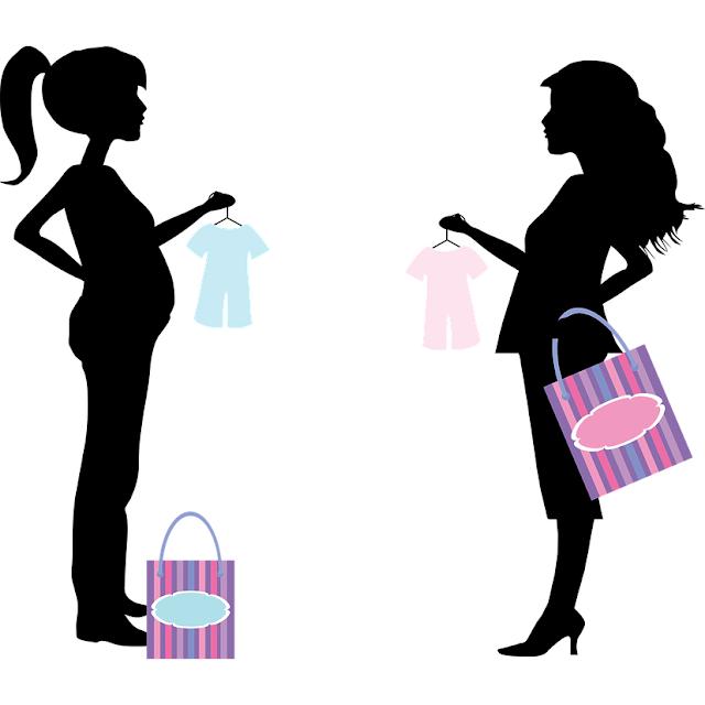 Mamás de compras