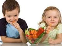 Zat-zat gizi yang diperlukan dalam makanan anak