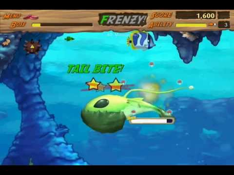 Feeding Frenzy 2: Shipwreck Showdown screenshot 2
