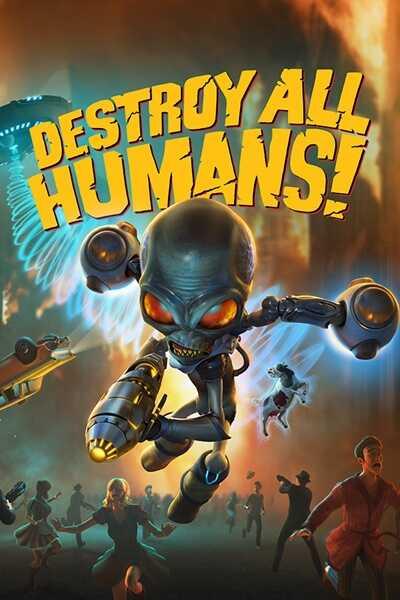 โหลดเกมส์ [Pc] Destroy All Humans!