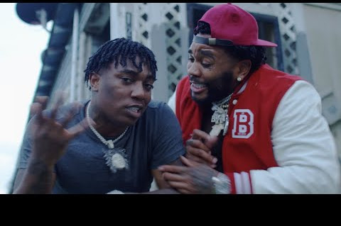 Watch: Fredo Bang - No Security Featuring Kevin Gates