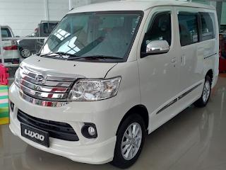 Daihatsu Luxio autobild