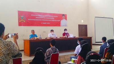 Wakil Ketua DPRD Banten Sosialisasikan Perda Tentang Fasilitasi P4GN Di Teluknaga