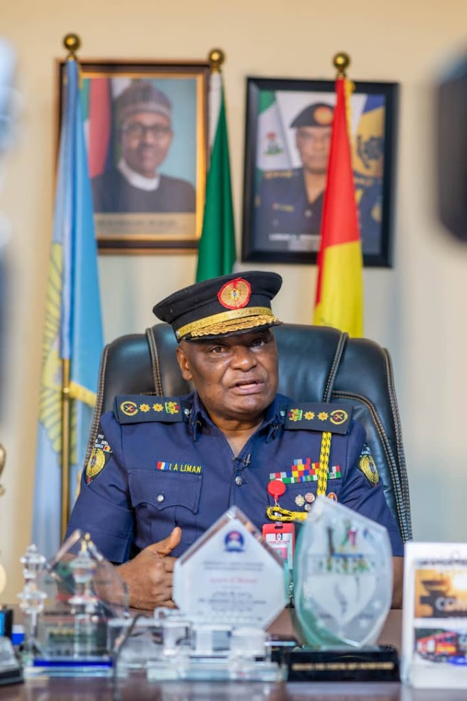Federal Fire Service And The Selfless Task Of Saving Lives And Property
