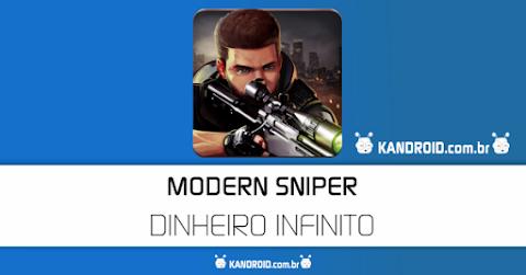 Atirador Moderno - Sniper v2.2 Apk Mod