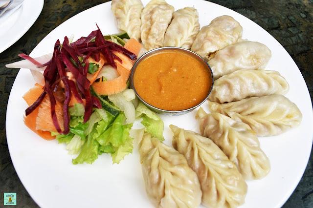 Comida en Nepal