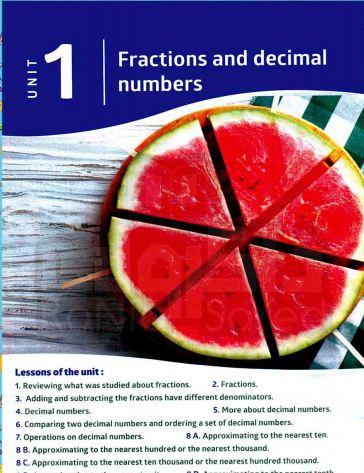 تحميل كتاب المعاصر ماث math الصف الرابع الابتدائي الترم الثانى 2021 pdf