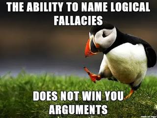 The Fallacy Fallacy
