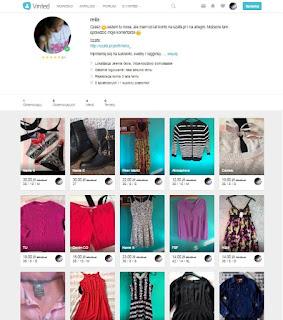 Vinted czyli czy jeszcze da się sprzedać ubrania przez Internet?