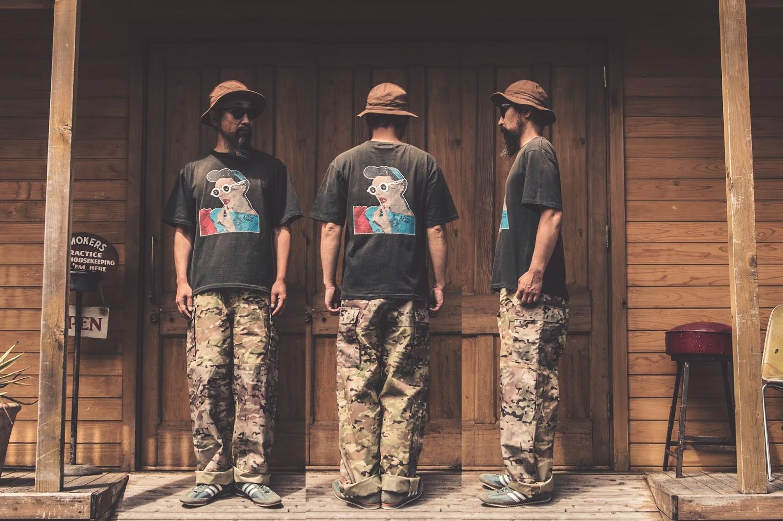 JACKSON MATISSE ジャクソンマティスJIMMY'Z ジミーズ  ジミージー Tシャツ クリスチャン ホソイ コーディネート 通販