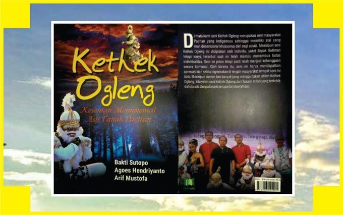 Review Buku Kethek Ogleng Kesenian Monumental Asli Tanah Pacitan