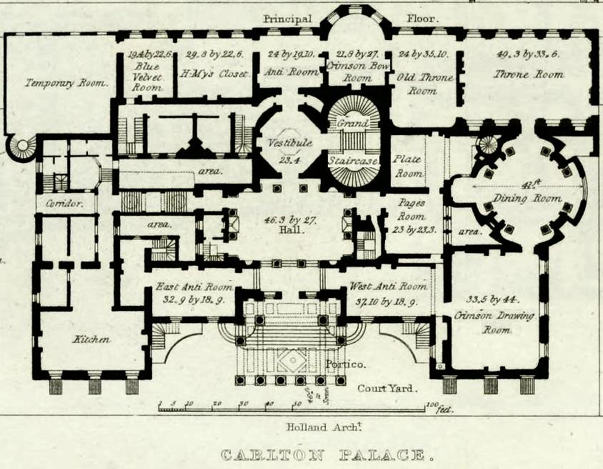Regency History Carlton House A Regency History Guide