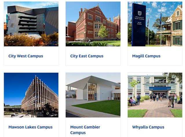 Kaplan University Partners    University of South Australia
