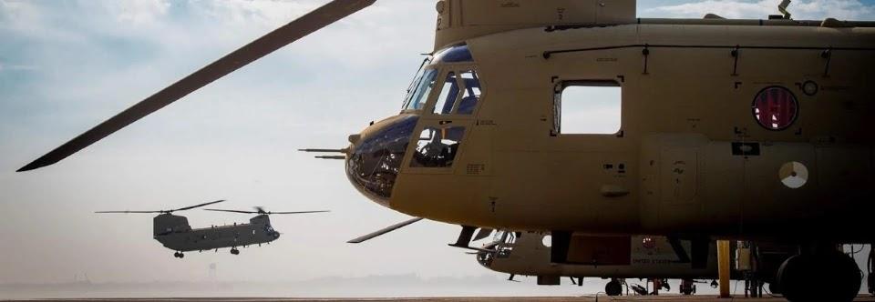 Нідерланди отримали перший гелікоптер CH-47F Chinook