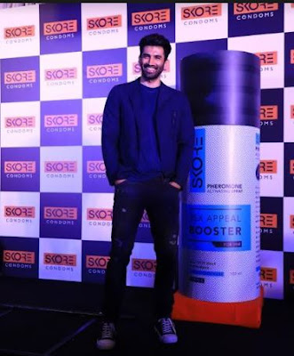 SKORE launches 'PAS' with Aditya Roy Kapur through its active ingredient 'SensFeel' acts as a 'Sex Appeal Booster