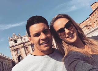 Ellyse Perry Husband Matt Toomua