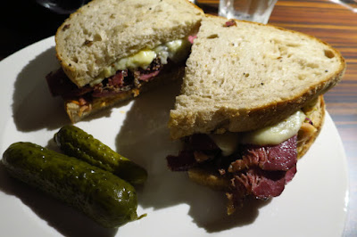 Burger Bar New York, Rachel pastrami