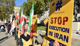 Rakyat Iran: Hentikan Eksekusi Mati!