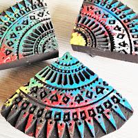 blokstempel uit India (Butik Batik)