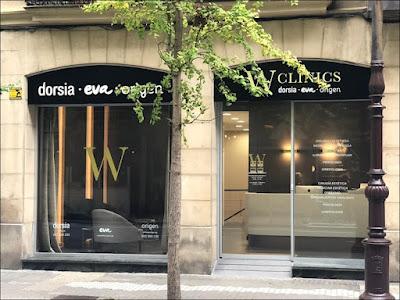 Clínicas Dorsia en Madrid