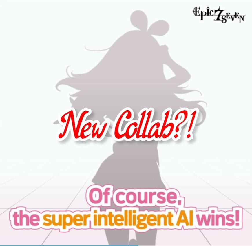 Epic Seven x Kizuna AI Collab