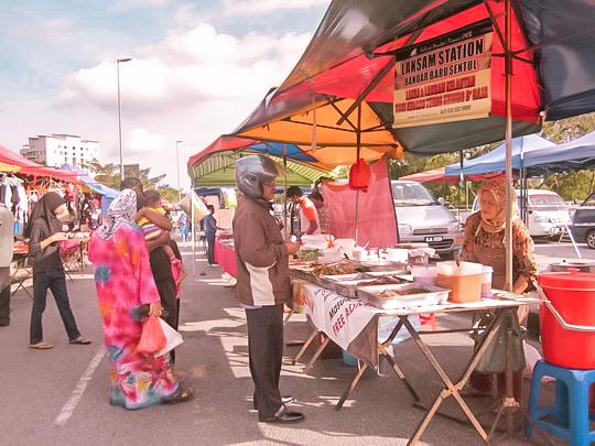 kondisi pasar di malaysia